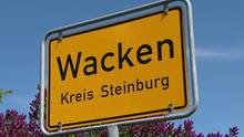 Gähnende Leere in Wacken