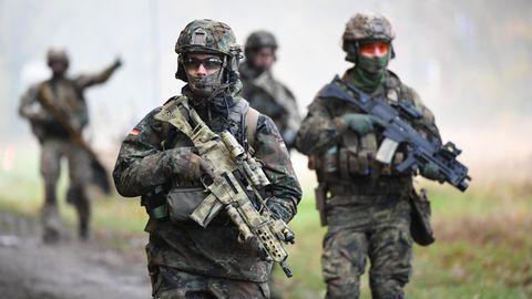 Kampfschwimmer der Kommando Spezialkräfte der Marine (KSM)