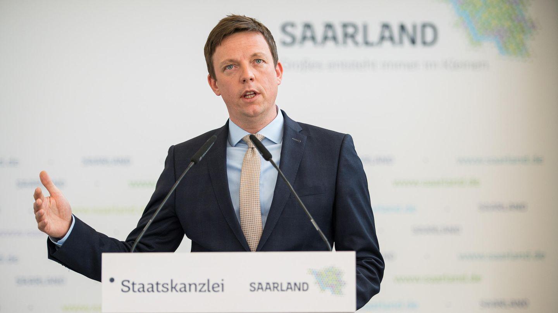 Der saarländische Ministerpräsident Tobias Hans (CDU)