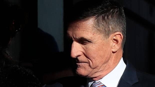 Michael Flynn, Ex-Sicherheitsberater von Donald Trump