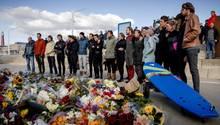 Scheveningen: Suche nach Opfer von Surf-Unglück abgebrochen