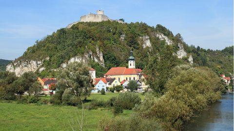 Die Stadt Kallmünz