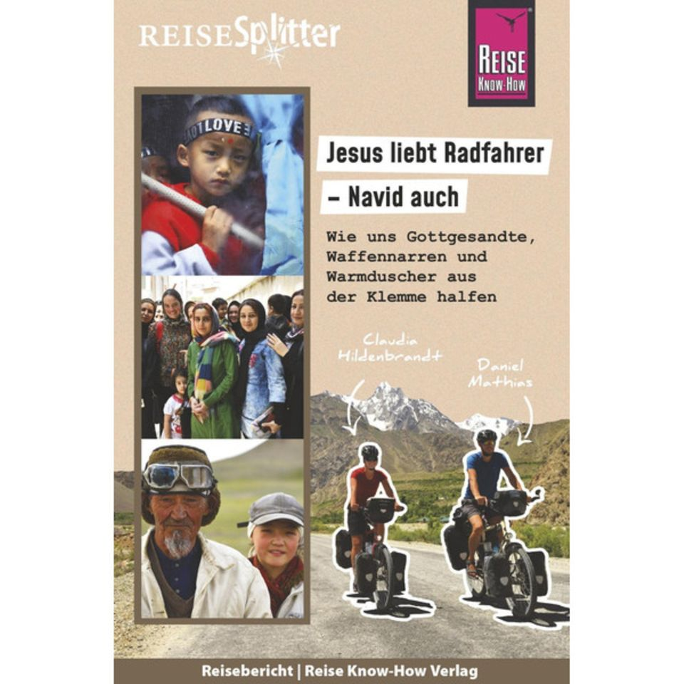 """""""Jesus lieb Radfahrer - Navid auch"""""""
