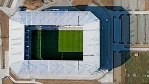 MDCC-Arena des 1. FC Magdeburg