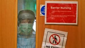 Pflegeheim in Großbritannien