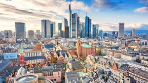 Momentaufnahme oder Trend? In Frankfurt sind die Immobilienpreise zuletzt gesunken.