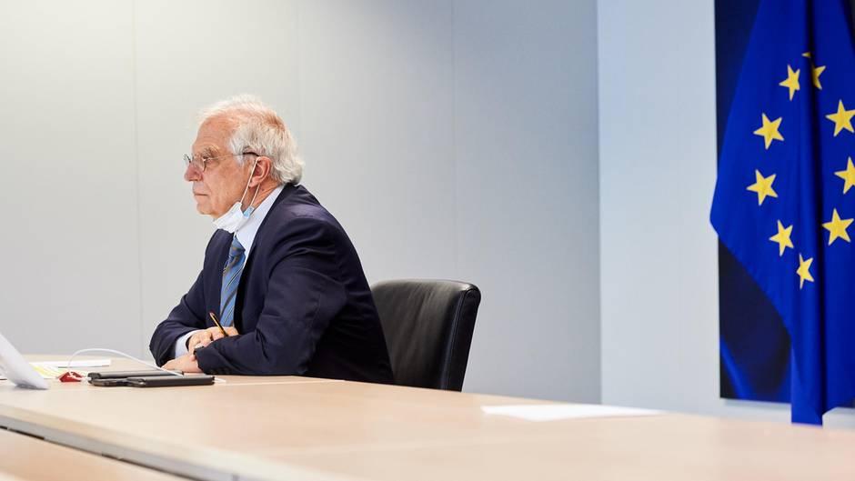 Josep Borrell, Außenbeauftragter der EU