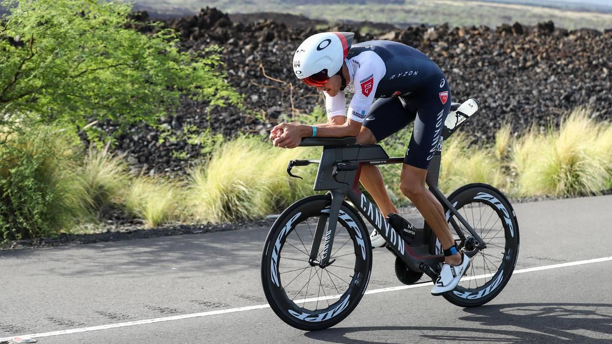 Ironman Hawaii 2021 Frauen