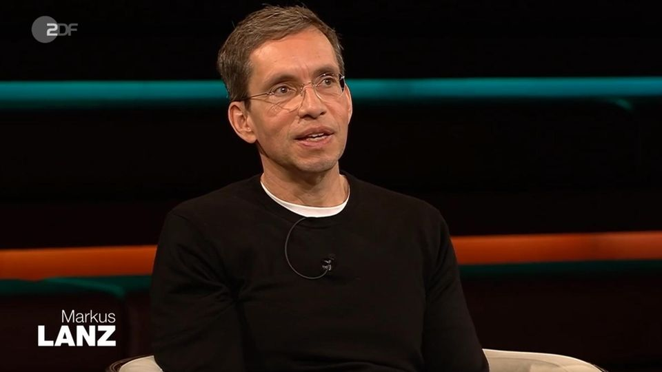"Jens Söring bei ""Markus Lanz"""