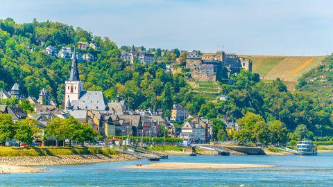 Urlaub in Deutschland: Rebhänge und Wälder, Burgen und Städtchen: So malerisch ist der Rheinsteig