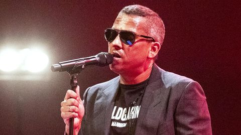Sänger Xavier Naidoo ist tief im Verschwörungssumpf abgetaucht