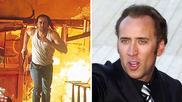 """Nicolas Cage im Actionfilm """"Con Air"""""""