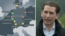 Tourismus schöpft Hoffnung - Diese Grenzen will Deutschland wieder öffnen