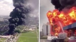 Venedig: Explosion in Chemiewerk