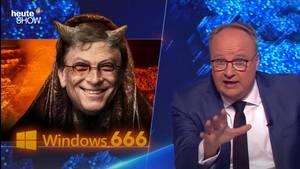 """""""heute show"""" über Corona-Verschwörungstheorien"""