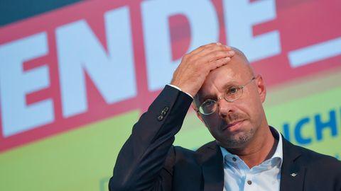 Der AfD-Politiker Andreas Kalbitz