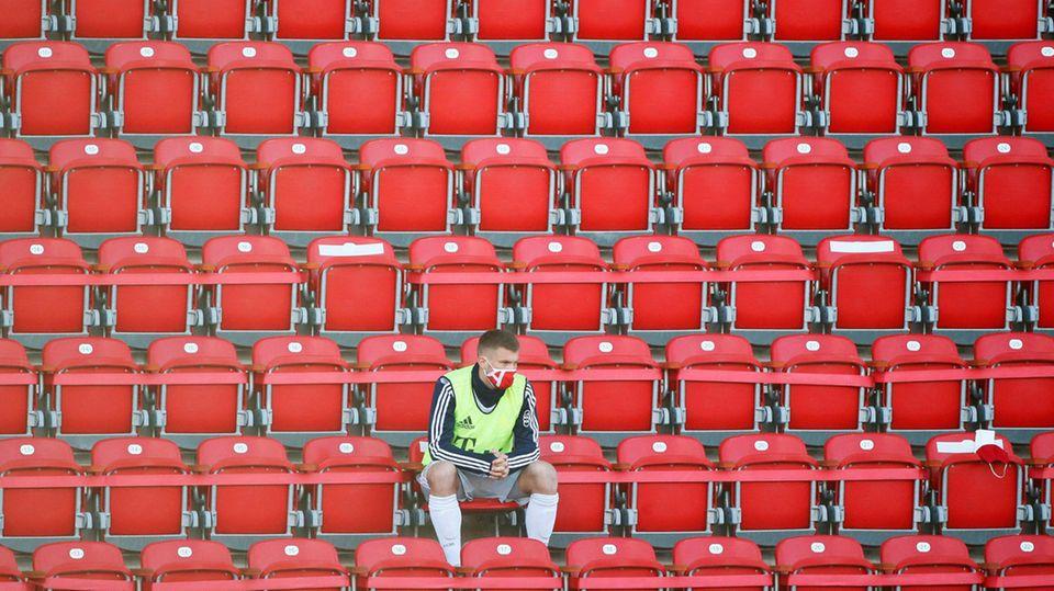 Bundesliga Bayern gegen Union