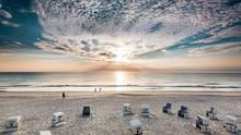 Der Strand bei Kampen auf Sylt