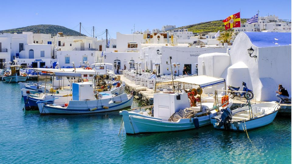 """Sommerurlaub: Griechischer Tourismusminister: """"Wir sind möglicherweise das sicherste Land in Europa"""""""