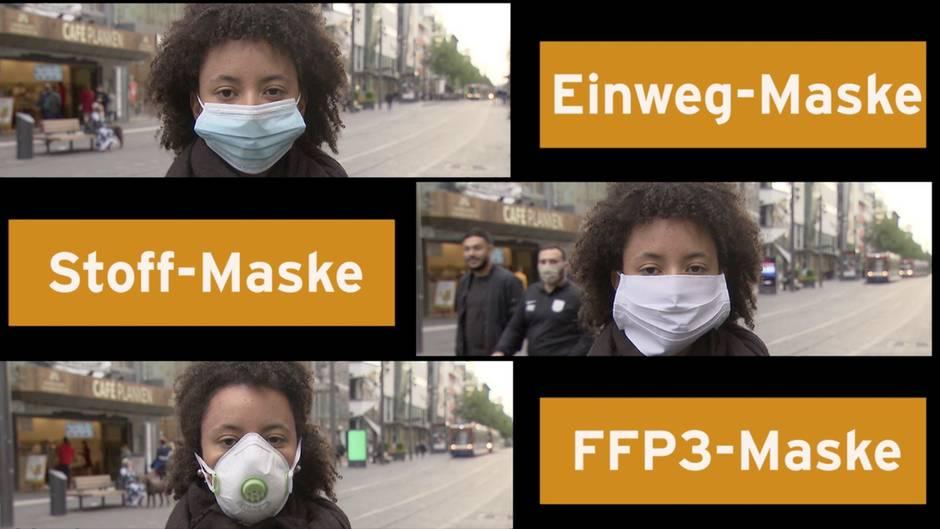 Atemschutz-Test: Stoff, Einweg oder FFP3: Mit welcher Maske kann man am besten atmen?