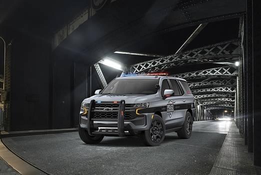 Chevrolet Tahoe Police