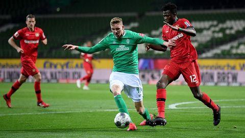Werder Bremen - Bayer Leverkusen bei Amazon