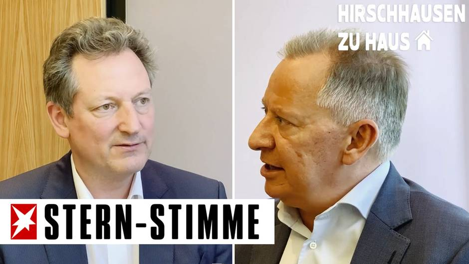 Dr. Eckart von Hirschhausen spricht mit Heinsberger Landrat Stephan Pusch über das Coronavirus und dessen Folgen.