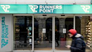 Runners Point Filiale in Hamburg