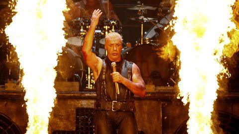 Till Lindemann von Rammstein
