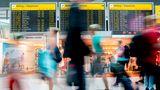 Im Jahre 2019 war TXL mit24 Millionen Passagieren der deutsche Flughafen auf Rang vier - nach Frankfurt, München und Düsseldorf