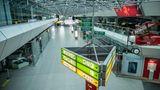 Passagiere schätzten - im Gegensatz zu den Anwohnern - den Flughafenwegen der city-nahen und verkehrsgünstigen Lage