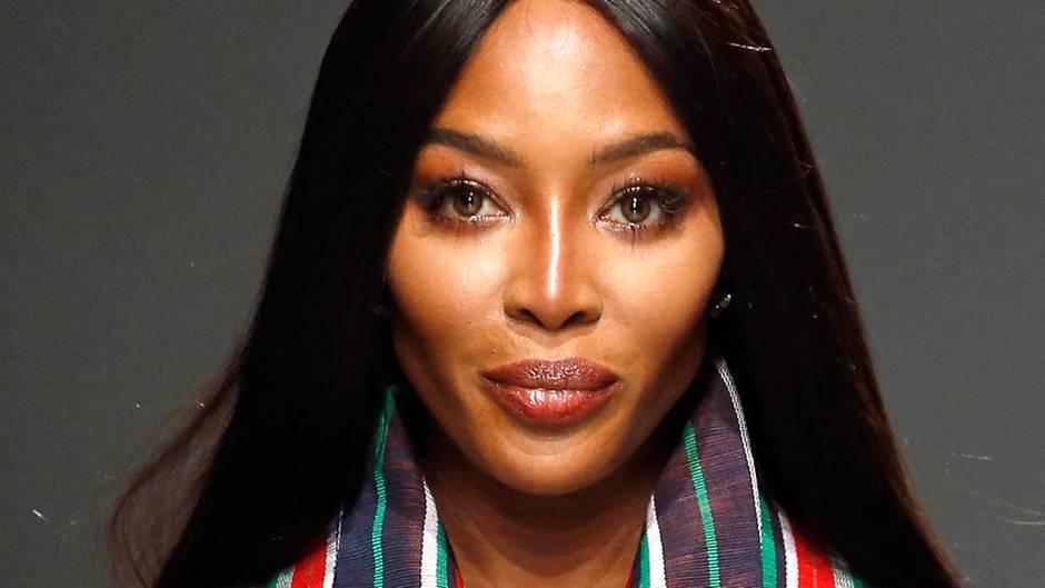 Supermodel: Hochbezahlt auf dem Laufsteg: Naomi Campbell wird 50 Jahre