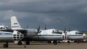 Antonow-Maschinen