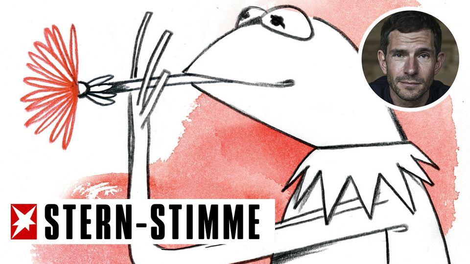 M. Beisenherz: Sorry, ich bin privat hier: Die Lehren des Froschteichs