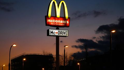 Mcdonalds 25.05. überraschung
