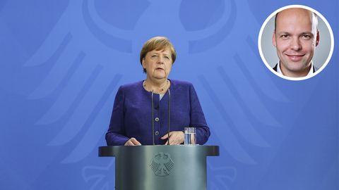 """""""Die Stunde Null"""": Francis Fukuyama: """"Angela Merkel ist ein Vorbild, dem man nacheifern sollte"""""""