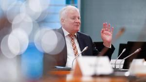 Will nach rund 50 Jahren in der Politik nächstes Jahr Schluss machen: CSU-Urgestein Horst Seehofer