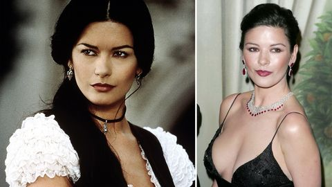 Catherine Zeta-Jones
