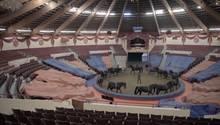 Circus Krone: Ungewisse Zukunft nach der Corona-Krise?