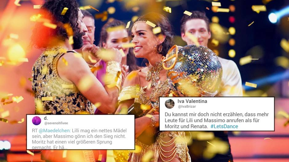 """Lili und Massimo gewinnen """"Let´s Dance"""" 2020"""