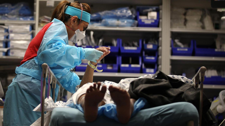 Die Notaufnahmen haben nicht nur mit den Covid-Patienten zu kämpfen, sondern sind auchmiteiner welle von Selbsttötungen konfrontiert, sagen Mediziner desJohn Muir Medical Center (Symboldbild).