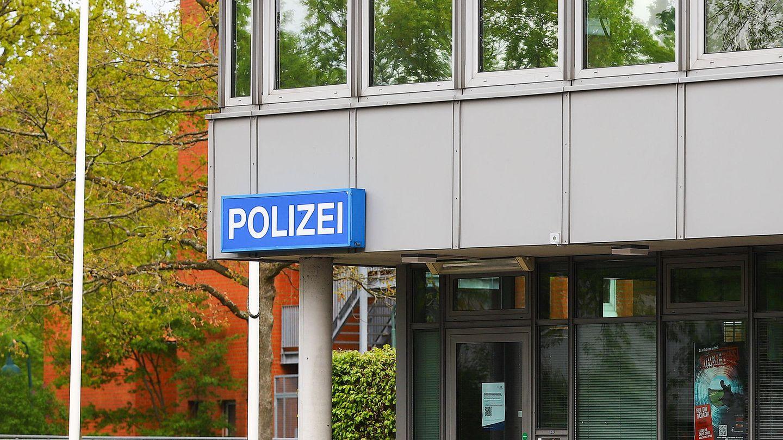 Polizeirevier in Norderstedt bei Hamburg
