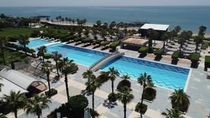 Ein verlassenes Hotel in Antalya: Die türkische Regierung hofft, dass sich dieser Zustand bald ändert