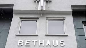 Bethaus einer Baptisten-Gemeinde in Frankfurt