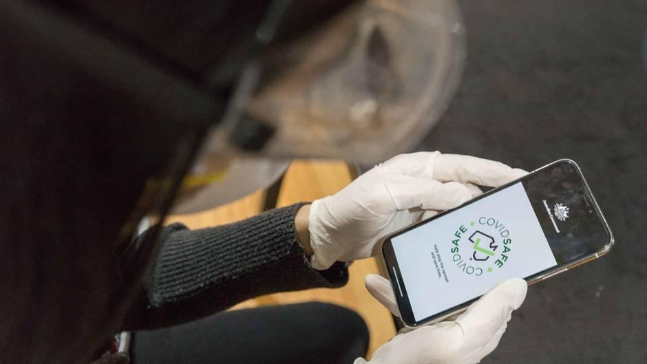 """Covidsafe"" soll australische Smartphone-Nutzer vor Kontakten warnen"