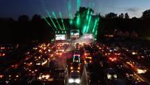 Feiern in Zeiten des Coronavirus: Wenn das Auto zur Disco wird