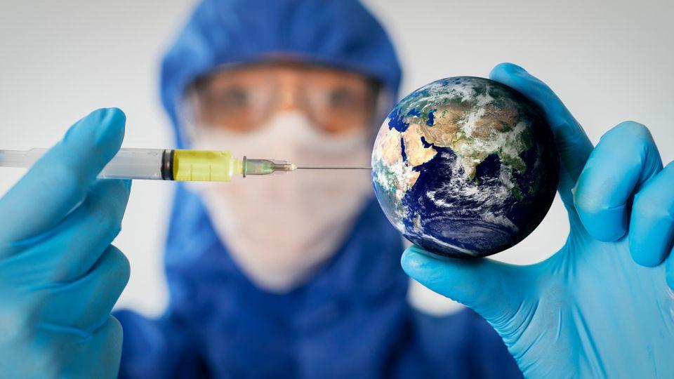 Die Jagd nach dem Impfstoff