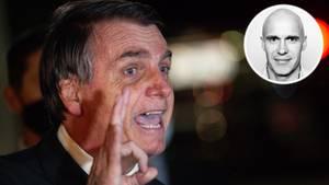 Bolsonaro wird in der Corona-Krise ein schlechtes Krisen-Management vorgeworfen
