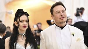 Elon Musk: Neuer Name für sein Baby