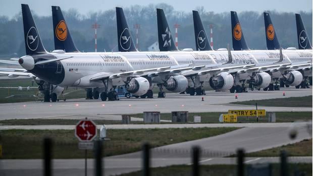 Lufthansa Flugzeuge